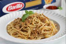 Spaghetti Tonno e Paprika