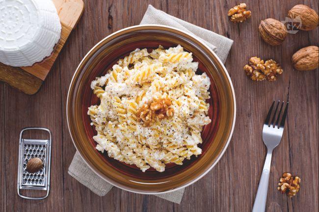 Ricetta pasta ricotta e noci la ricetta di giallozafferano for Barilla ricette