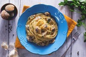 Ricetta Spaghetti ai tartufi di mare