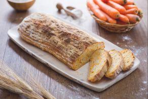 Ricetta Pane alle carote