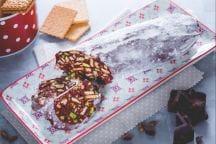 Ricetta Salame di cioccolato senza uova