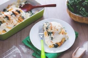 Ricetta Crepes ricotta e spinaci