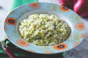 Ricetta Risotto con zucchine