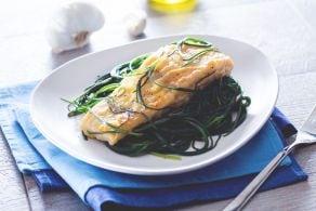 Filetto di pesce persico