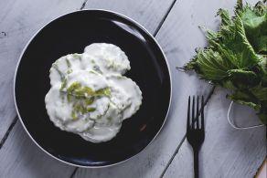 Ricetta Ravioli di ortiche con fonduta