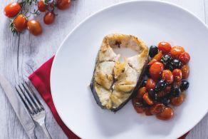 Ricetta Trancio di ombrina grigliato