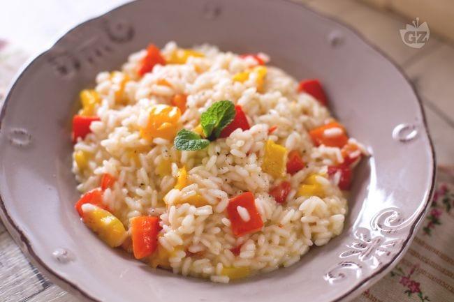 Ricetta risotto ai peperoni la ricetta di giallozafferano for Risotto ricette