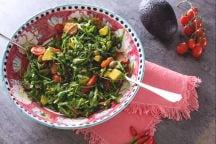 Insalata con avocado