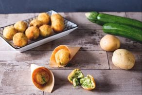Ricetta Polpette di zucchine e patate