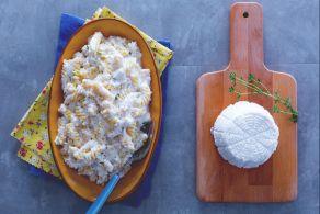 Ricetta Pasta e ricotta