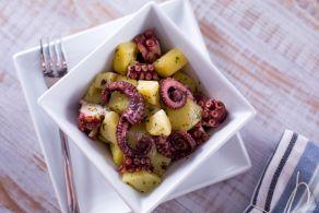 Ricetta Insalata tiepida di polpo e patate
