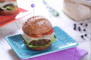 Ricetta Hamburger vegetariano