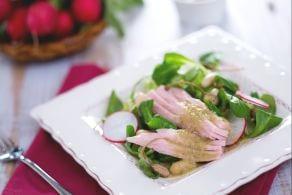 Ricetta Filetti di tonno con salsa ai capperi