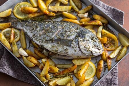 Ricetta per il pesce orata