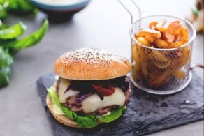 Ricetta Hamburger all'italiana