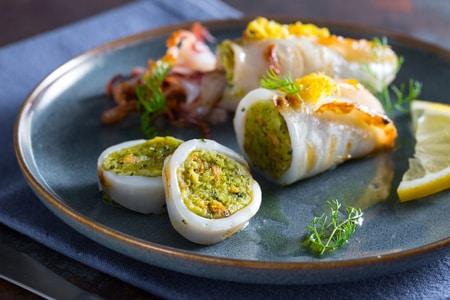 Ricetta calamari alla griglia la ricetta di giallozafferano