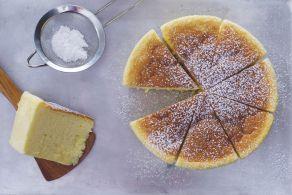 Ricetta Cheesecake giapponese