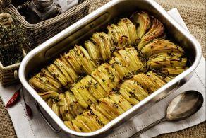 Ricetta Teglia di patate arrosto