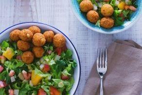 Ricetta Polpette in insalata