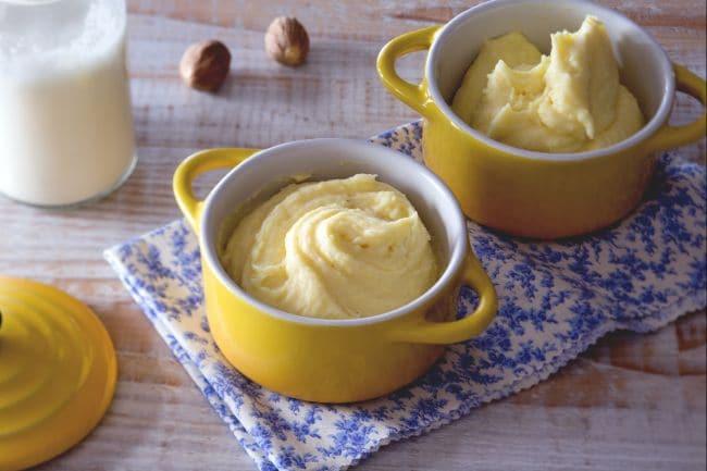Ricetta Purè di patate cremoso
