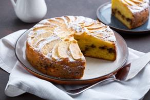 Ricetta Torta mele e cioccolato