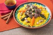 Couscous alla marocchina