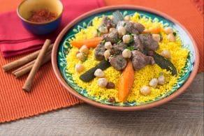 Ricetta Couscous alla marocchina