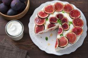 Ricetta Cheesecake allo yogurt, fichi e miele