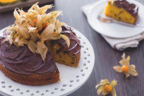 Ricetta Torta zucca e cioccolato