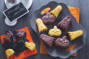 Ricetta Biscotti di Halloween