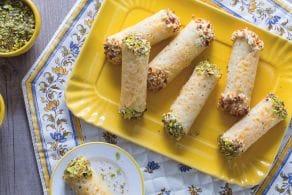 Ricetta Cannoli di grana ripieni
