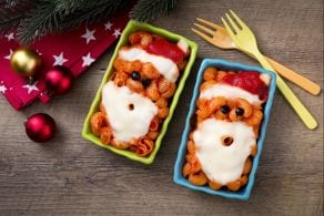 Ricetta Pasta Babbo Natale