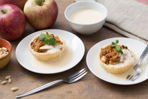Ricetta Tortine di mele in sfoglia