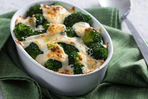 Ricetta Broccoli gratinati