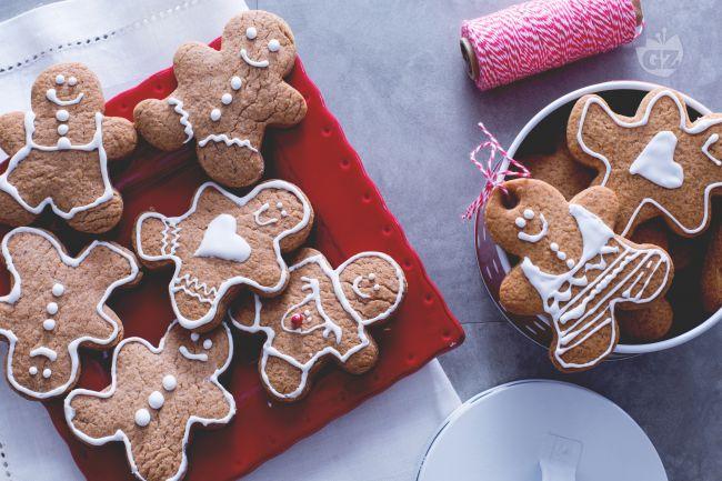 Risultati immagini per biscotti pan di zenzero