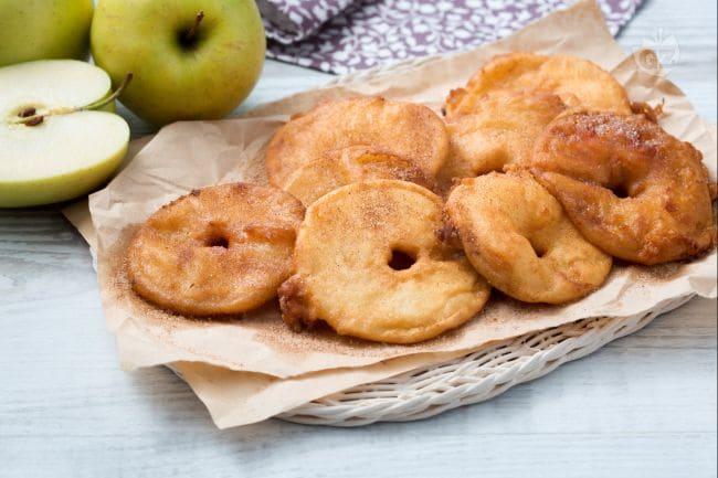 Ricette dolci frittelle di mele