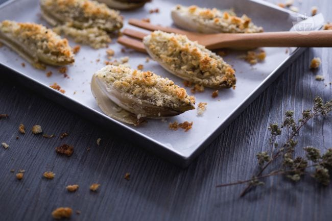 insalata belga al forno