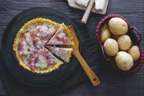 Ricetta Crostata di patate