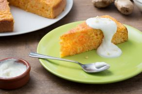 Ricetta Torta carote e yogurt