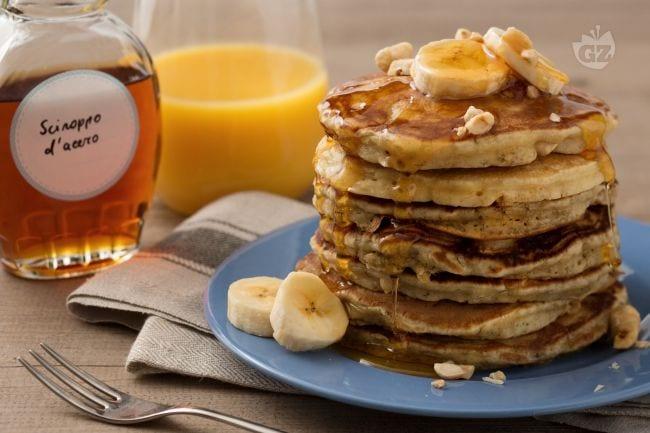 Pancake alla banana