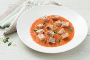 Ricetta Pesce spada con salsa ai pomodori