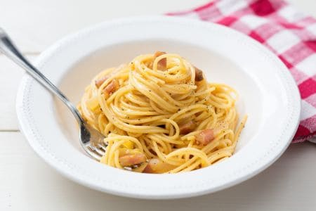 Ricette di pasta alla carbonara