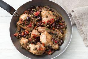 Ricetta Pollo alla siciliana