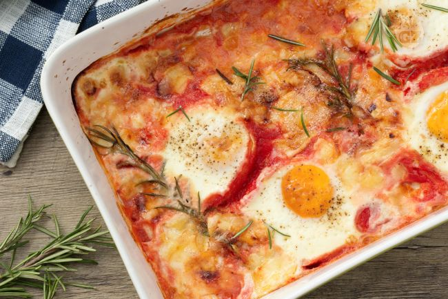 ricetta uova alla contadina la ricetta di giallozafferano On uova ricette