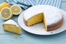 Ricetta Pan di limone