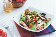 Insalata di pollo e zucchine