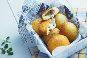 Ricetta Bombe di patate veloci