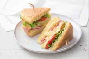 Ricetta Pan di Spagna salato