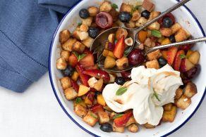 Ricetta Panzanella dolce
