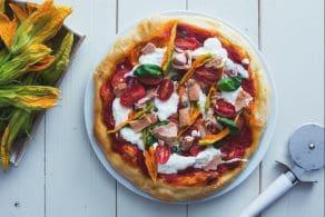 Ricetta Pizza mare orto